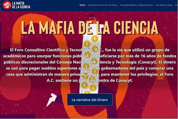 La mafia de la Ciencia