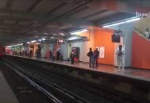 Una persona se avienta a las vías del Metro Centro Médico en la CDMX