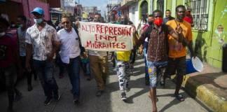 Coahuila inicia deportación de migrantes haitianos