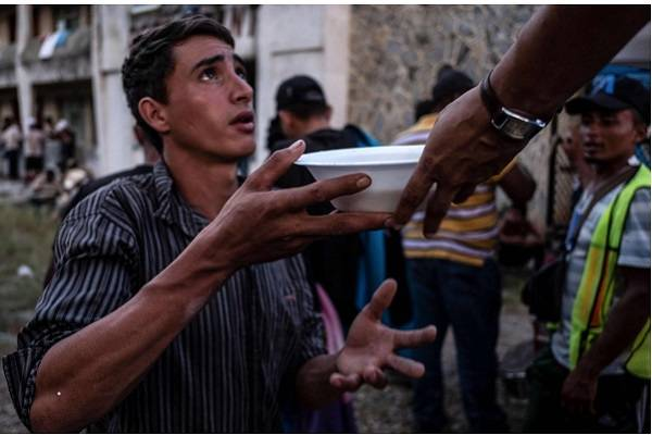 Septiembre 2021, México con 909 mil solicitudes de refugio