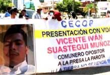 Libertad a Vicente Suastegui de Cecop