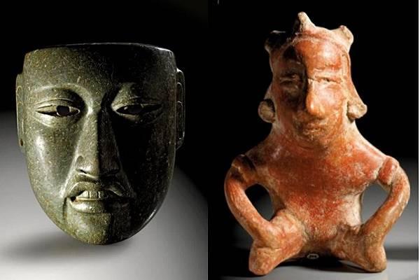 Arte prehispánico a subasta en Alemania