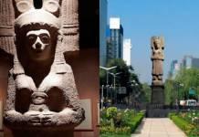 Ya no será Tlali; así es La joven de Amajac que sustituirá estatua de Colón