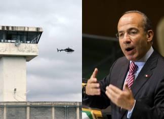 Calderón iría a juicio por negociazo ilícito de 300 mil mdp con reclusorios