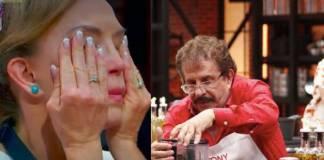Tony Balardi reclama abusos y Laura Flores termina llorando en MasterChef Celebrity