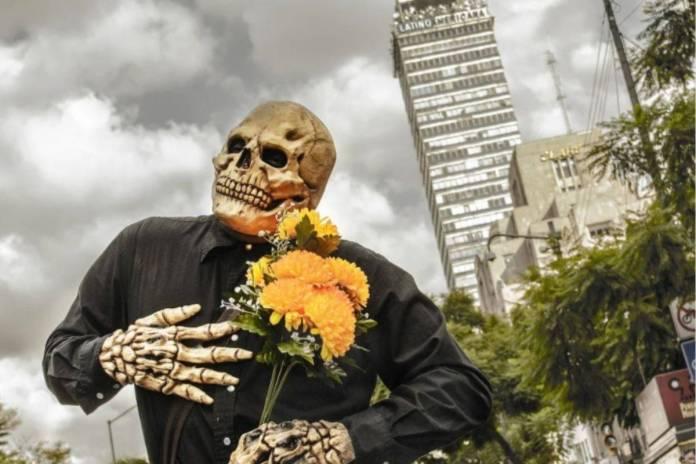 Conoce la ruta y todos los detalle del Desfile del Día de Muertos en CDMX