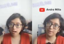 TikTok eliminó la cuenta de Andra Milla, alias 'la compañere'