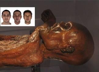 Reconstruyen rostros de momias egipcias de hace 2 mil años
