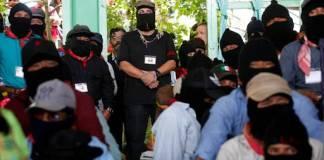 Familias zapatistas son desplazadas por ataque armado