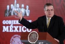 Voy a buscar la candidatura presidencial con Morena: Ebrard