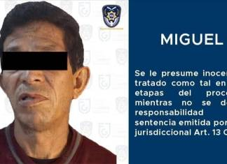 """Miguel """"N"""", presunto violador serial, es responsable 32 ataques sexuales"""