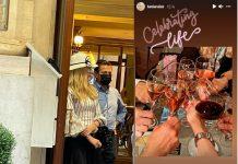EPN y Tania Ruiz se reunieron con cinco personas en Roma