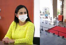 Colocan alfombra roja para recibir a nueva alcaldesa de Cuauhtémoc