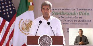 EE.UU. ayudará a México a ampliar Sembrando Vida a Centroamérica