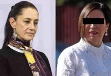 Sheinbaum responde a Rosario Robles; no es víctima política, destaca