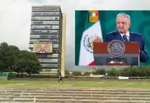 """Apenas los """"testeree"""" y se enojaron muchísimo en la UNAM: AMLO"""