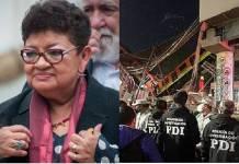 Inicia juicio por colapso en línea 12 del metro