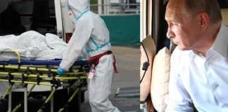 Rusia en grave situación por pandemia de Covid