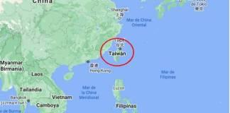 China advierte a Estados Unidos de no equivocarse con Taiwán