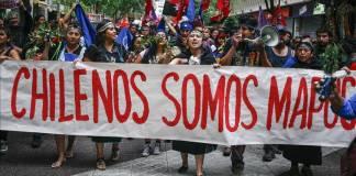 Pueblos mapuches realizan protestas, reportan detenidos y heridos