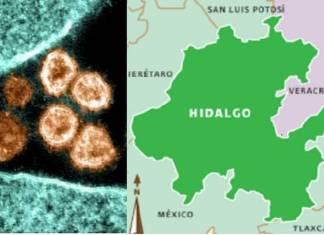 Hidalgo reporta paciente con dos cepas de Covid
