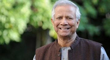 Muhammad Yunis who wrote the book on social entrepreneurship