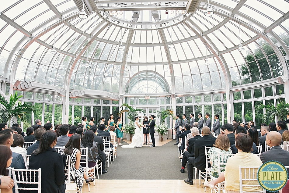 Brooklyn Botanic Gardens Wedding Event Space