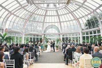 Brooklyn Botanic Gardens Wedding Event