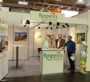 REW Regenis - Gärrestaufbereitung auf der Agritechnica 2015