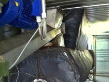 REW Regenis - Regenis GT GärrestTrockner - Trocknungsreaktor isoliert
