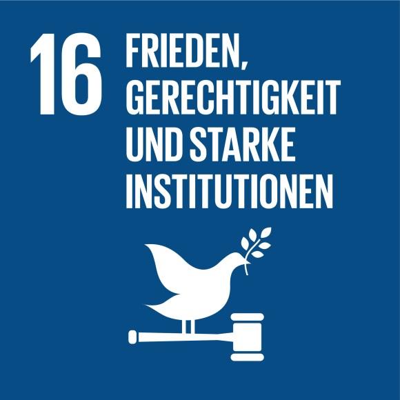 Regensburger Nachhaltigkeitswoche - SDG 16