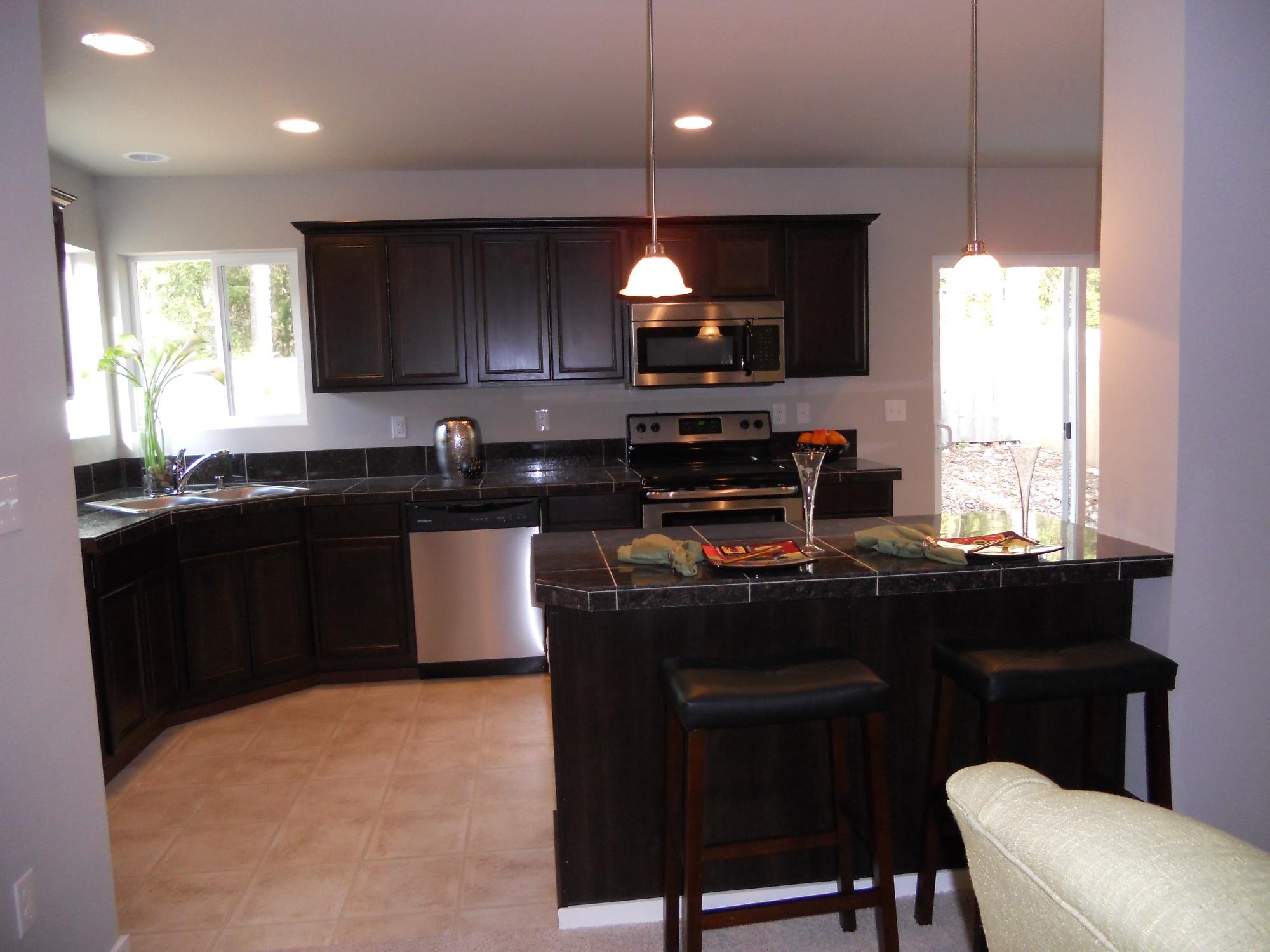 Model Home New Kitchen Design | Regent Homes on Model Kitchen  id=32471