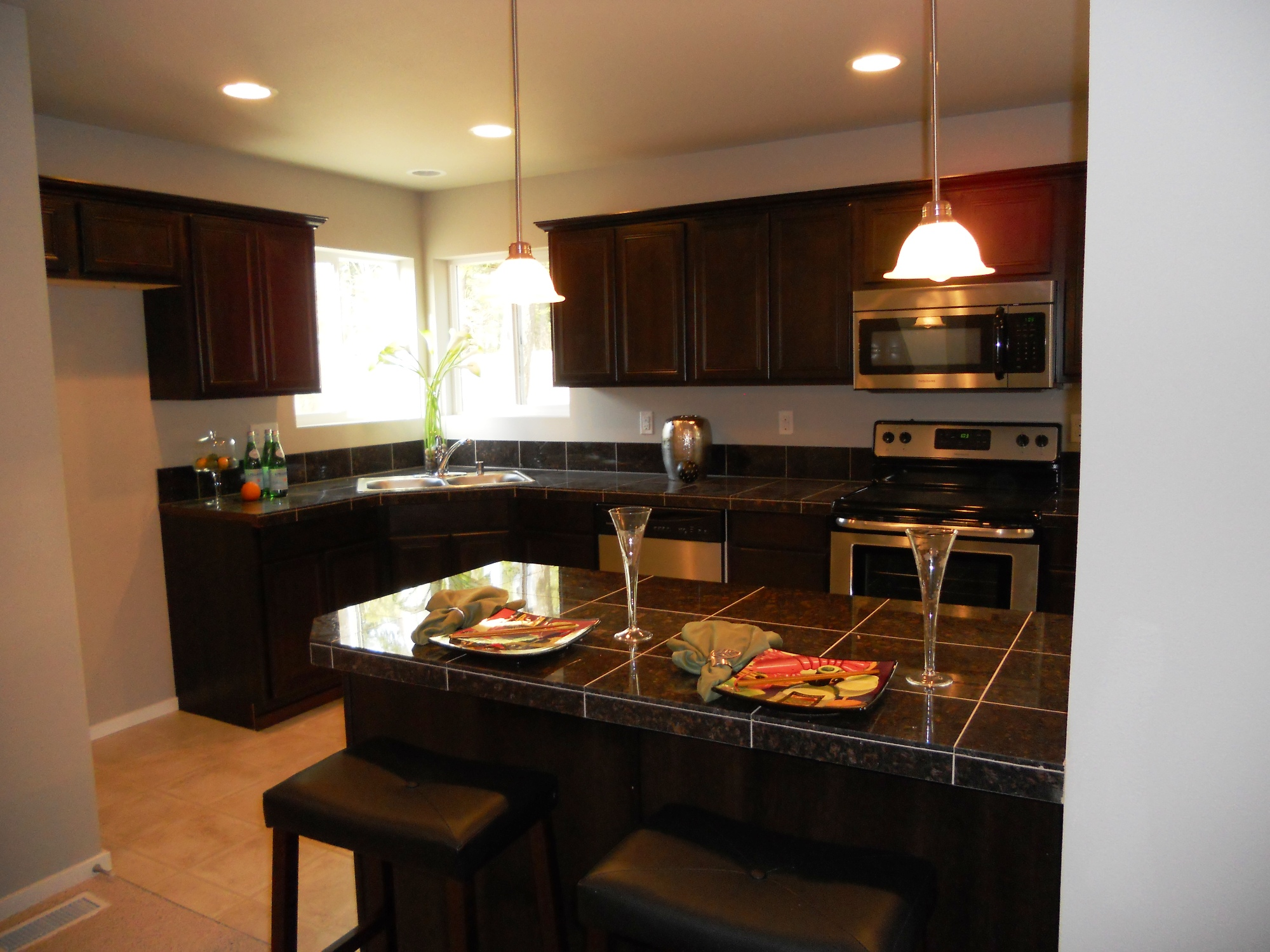 25 Beautiful Latest Model Kitchen Designs - HOME DECOR NEWS on Model Kitchen Ideas  id=47568