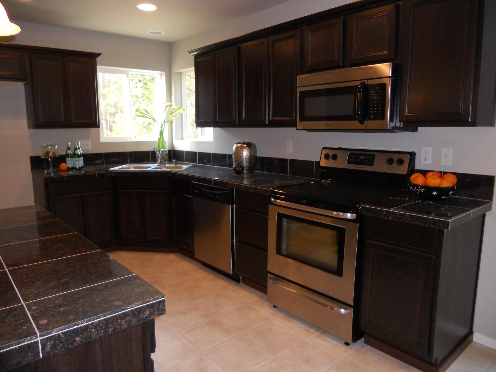 Model Home New Kitchen Design   Regent Homes on Model Kitchen Design Images  id=87460