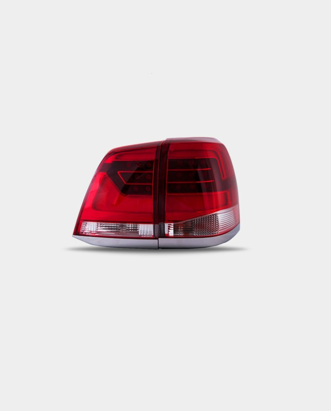 toyota landcruiser tail lights qatar