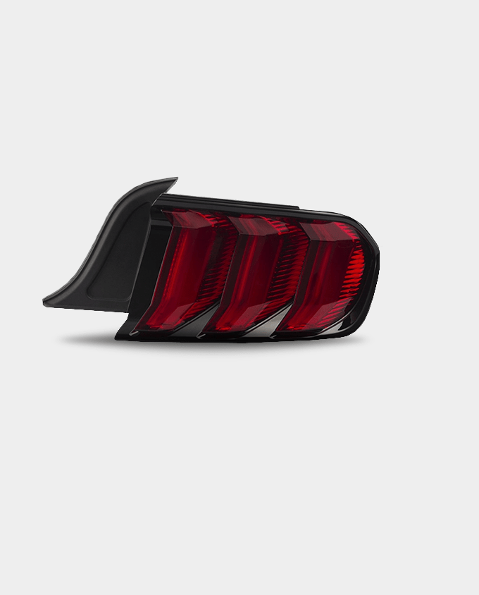 ford mustang tail light qatar