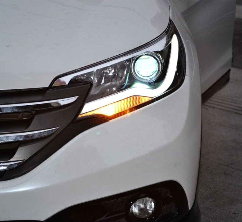 honda cr-v headlights qatar