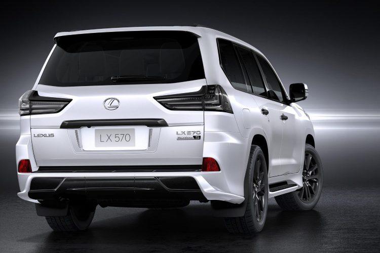 lexus lx 570 tail lights qatar