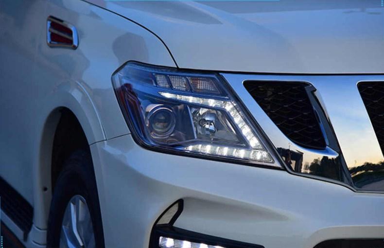nissan patrol headlights qatar