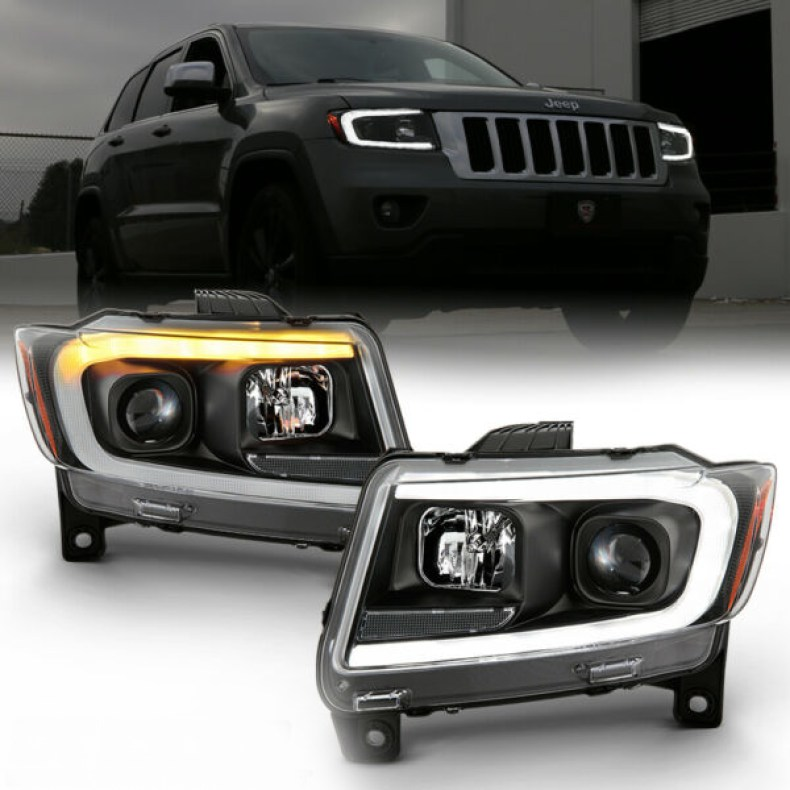 jeep cherokee headlights qatar