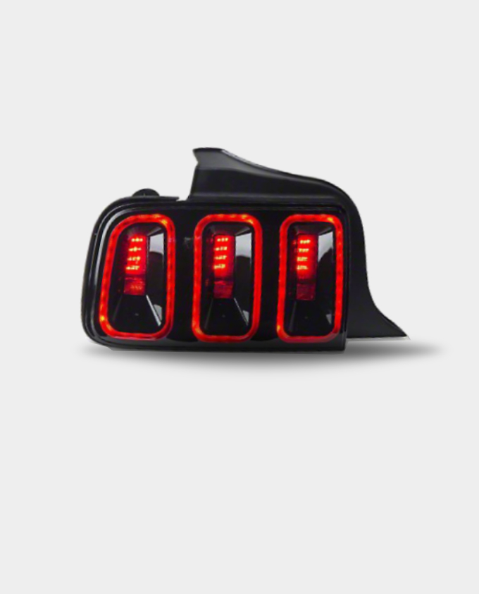 ford mustang tail lights qatar
