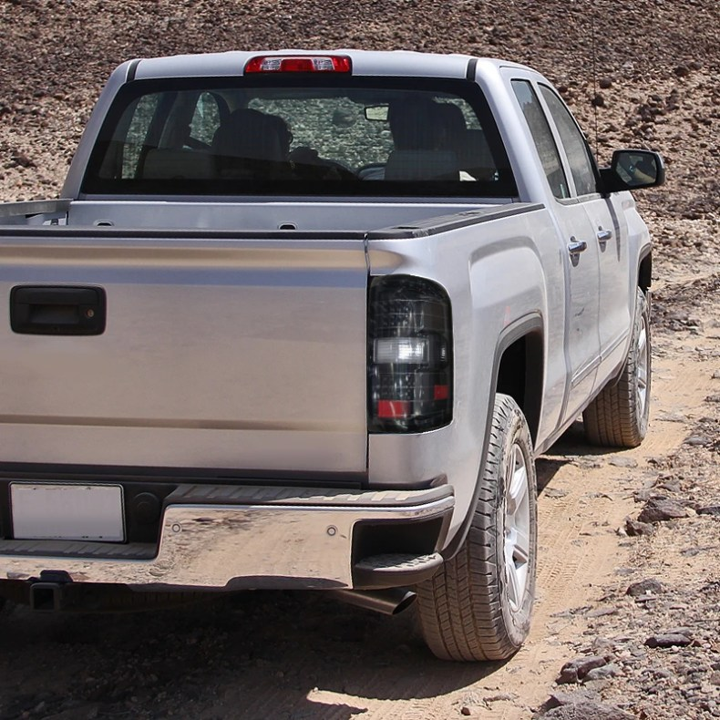 gmc sierra tail lights qatar