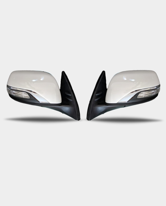 toyota landcruiser side mirror qatar