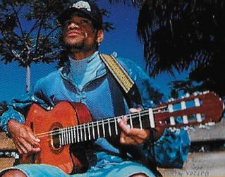 "Bernard Uedre ""Rawagu"" [Photo Courtesy of Putumayo World Music]"