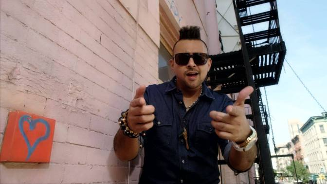 [Photo Courtesy of Sean Paul's Official Facebook Page]