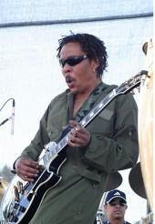 Majek Fashek is one of the most well-known international reggae artists