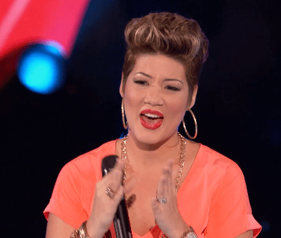 """Thank you so much!"" Congrats Tessanne!"