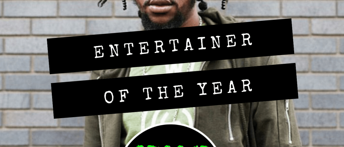 Entertainer of the Year - Reggae Lover Podcast episode cover art image