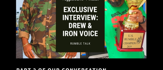 Sound clash and dancehall - rumble talk b side