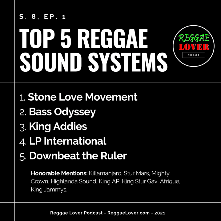 Top 5 Dancehall Sound Systems